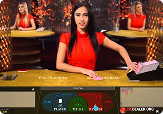Live Baccarat Casino Games