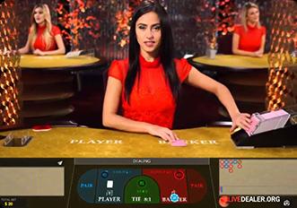Live Baccarat Casino Games