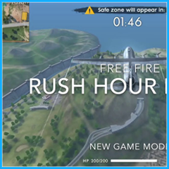 Rush Hour Free Fire Game Mode