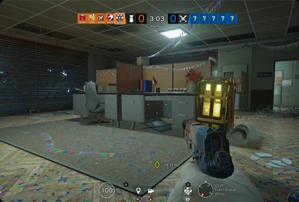 Secure Area Bomb - Rainbow Six Siege