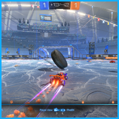 Snow Day - Rocket League
