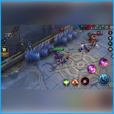 Solo Battle Game Modes Of Arena Of Valor