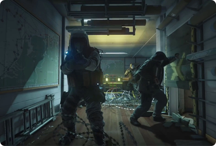 Terrorist Hunt -Rainbow Six Siege