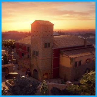 Villa Game Maps Of Rainbow Six Siege