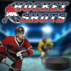 Hockey shots Kiron Interactive Game
