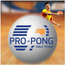 Pro-Pong Tabel Tannis Kiron Interactive Game
