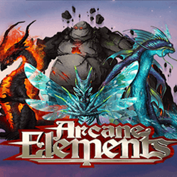 Arcane Elements Habanero Casino Games