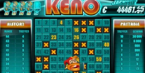 Progressive Jackpot Keno