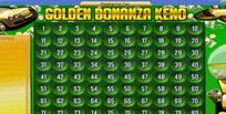 Golden Bonanza Keno