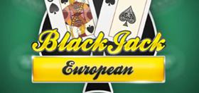 European Blackjack Game