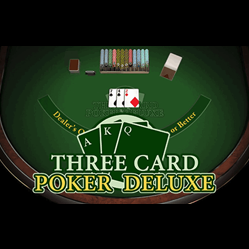 Three Card Poker Habanero Casino Games