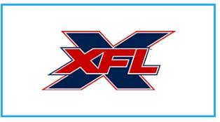 XFL American Football Leagues