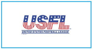 USFL American Football Leagues