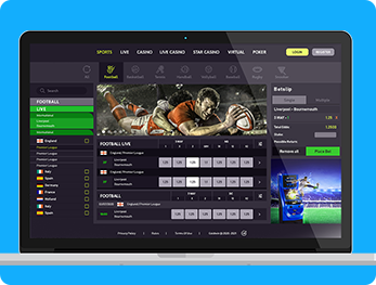 Sportsbook Software Provider