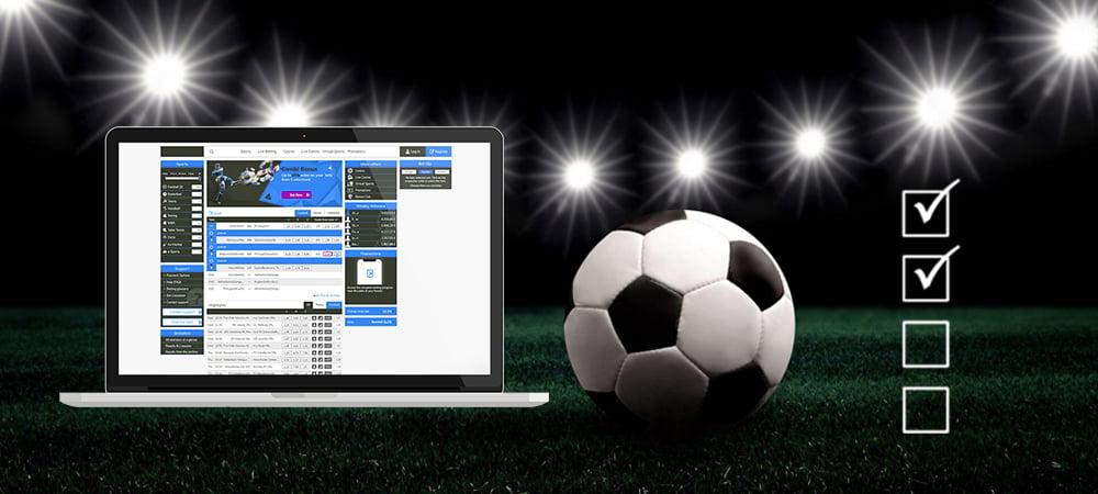 Sports Betting Sites Checklist