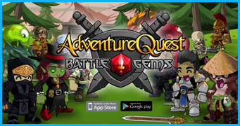 ADVENTURE QUEST BATTLE GEMS Game Development
