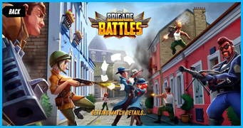 Brigade Battle Game Development