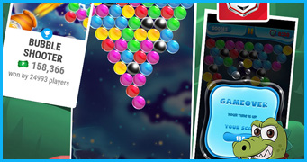 Bubble Shooter Game Development