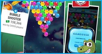 Bubble Shooter Game Development