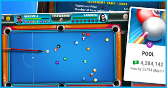 Pool Game Development