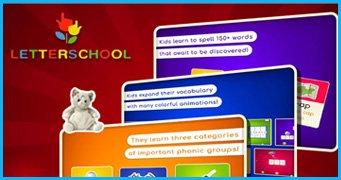 Letter-School Game Development