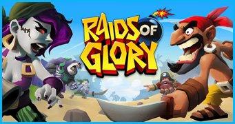 Raids of Glory Game Development