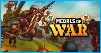 Strategy Game - Medal-of-War Game Development