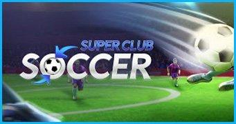 Super Club Soccer Game Development