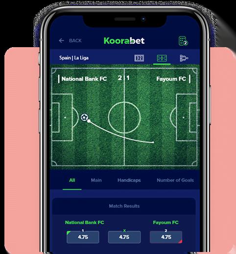 Sports Betting Mobile App Development