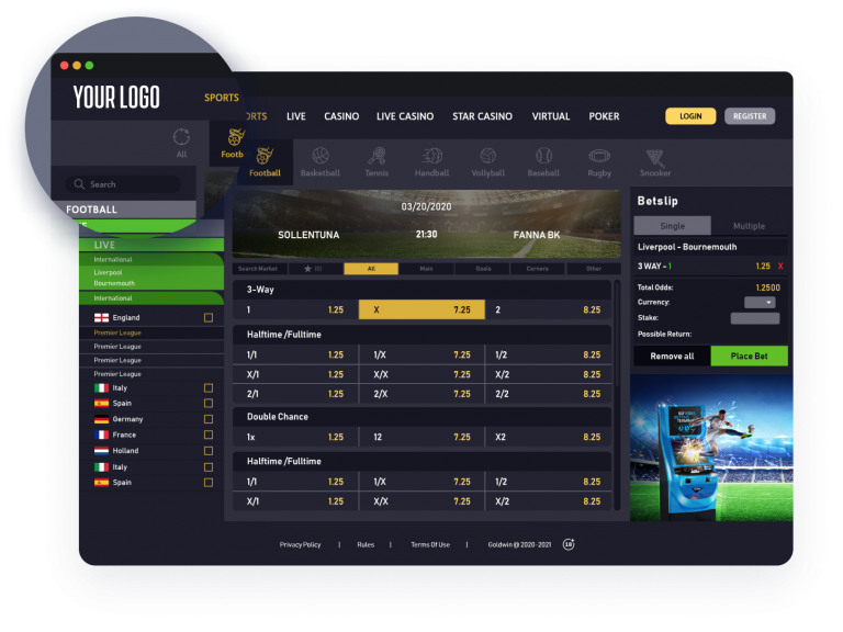 White Label Sports Betting Platform