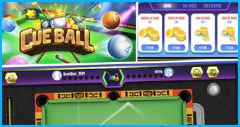 Cue ball Pool Game - AR & VR Game Development
