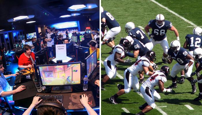 Esports Gambling V/s Sports Gambling
