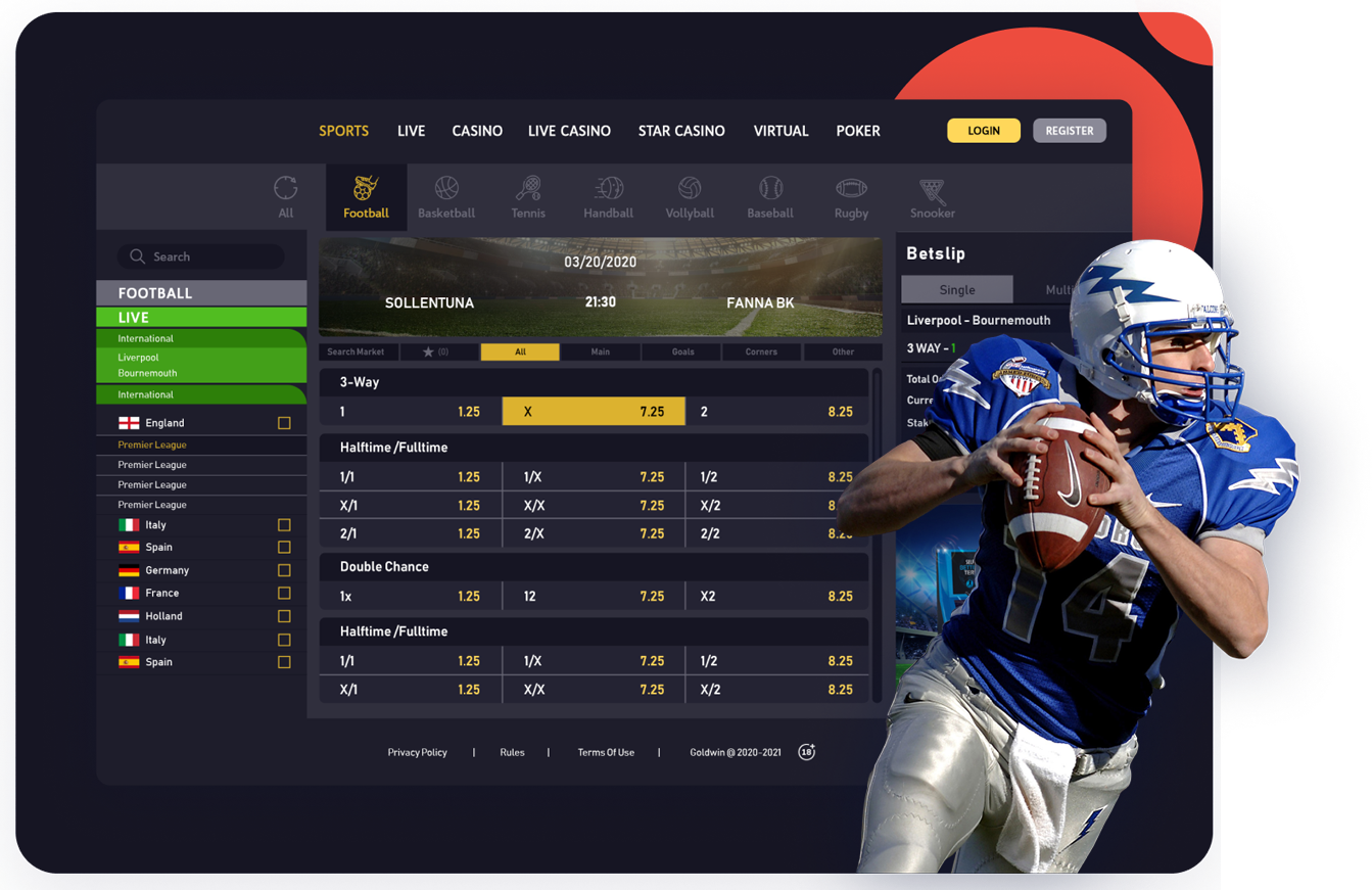 Sports Betting Solutions