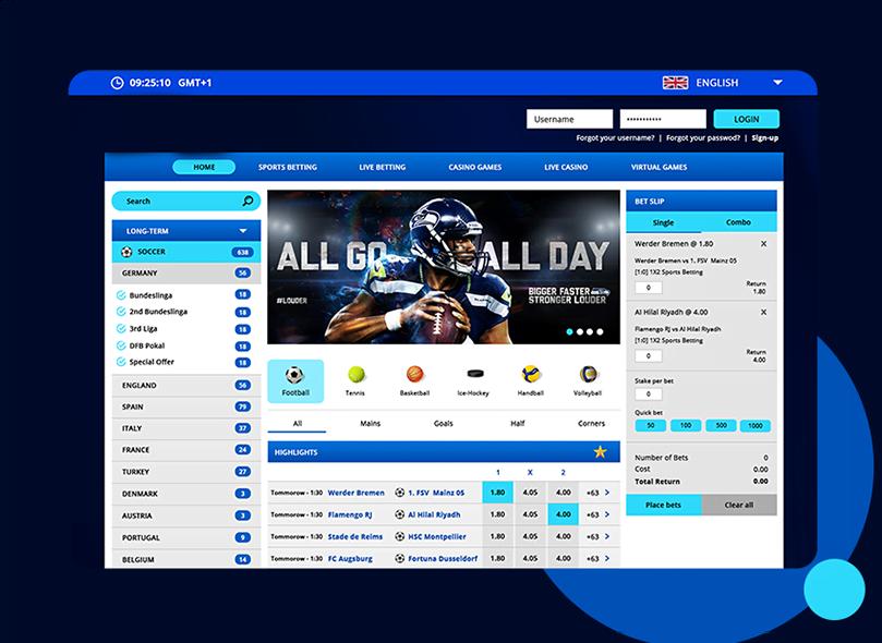 Betting Exchange Software