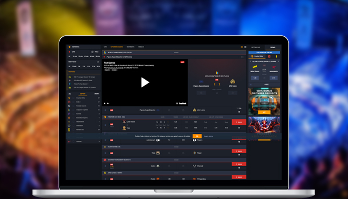 5 Best Esports Betting Sites in 2020