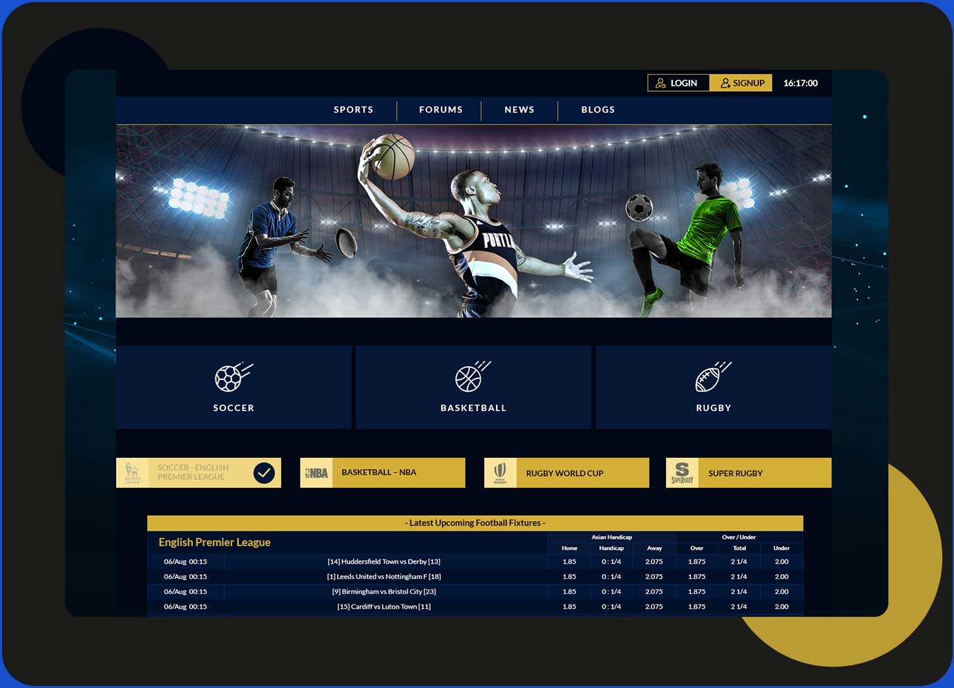 Fantasy Sports Software