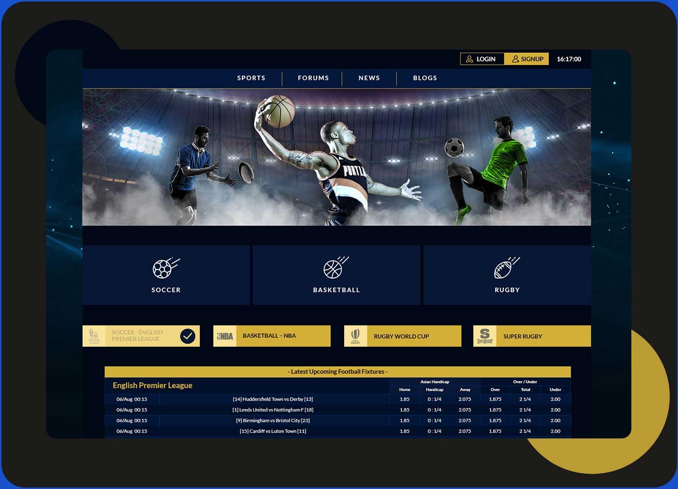 Fantasy Sports Software