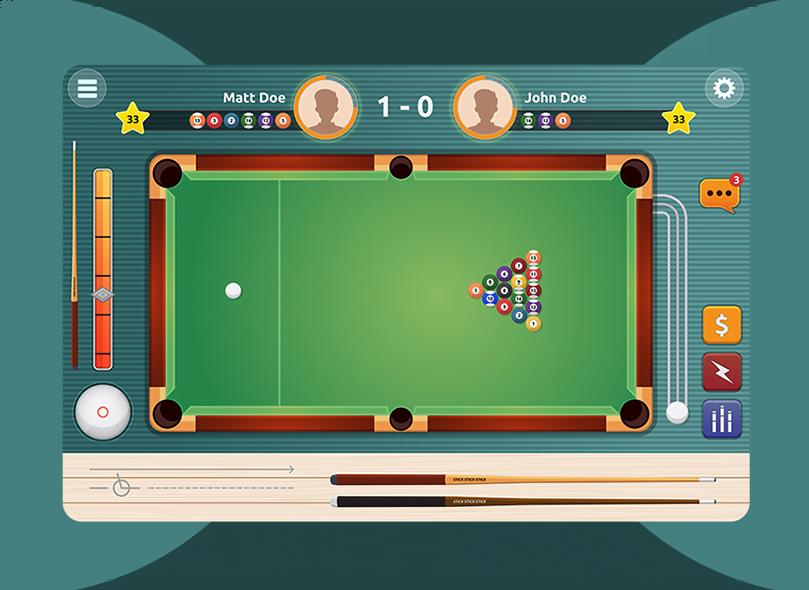 Snooker Game Development