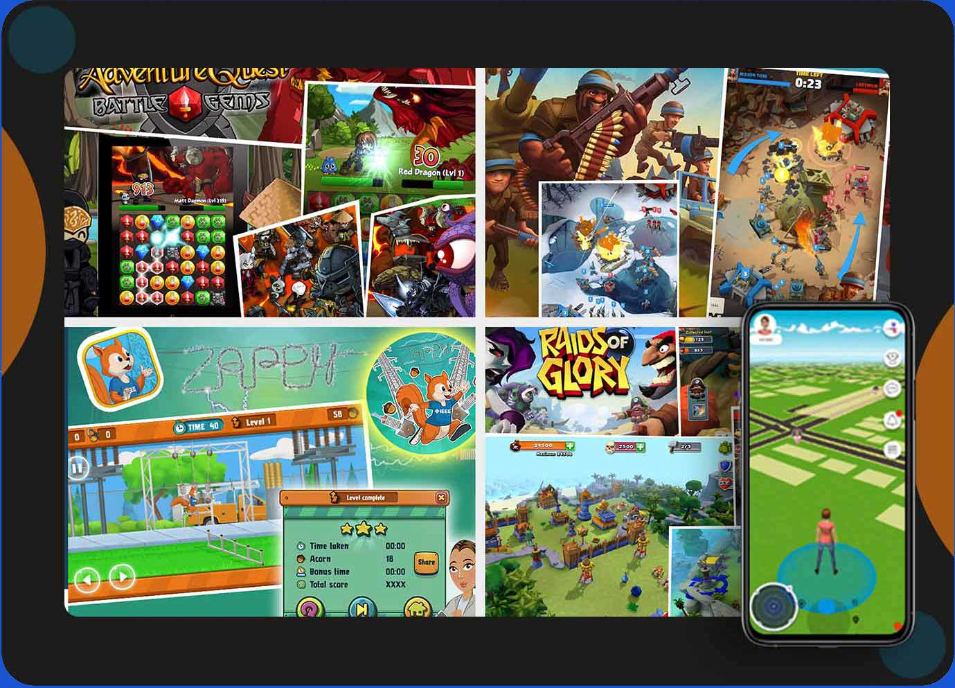 Game Development Solutions