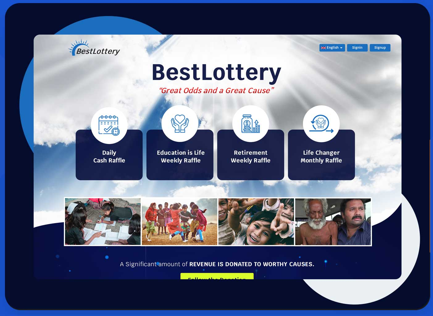 Online Lottery Solutions