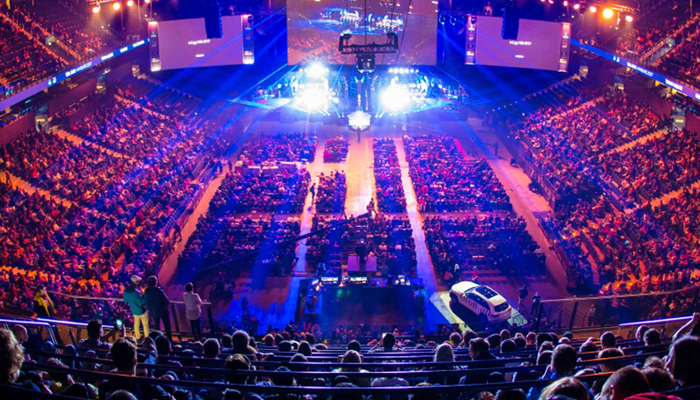 Major Esports Tournaments Leagues