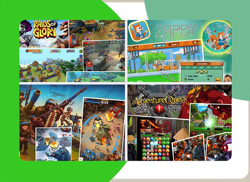 Game Design Companies