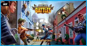 Brigade Battle Game Development