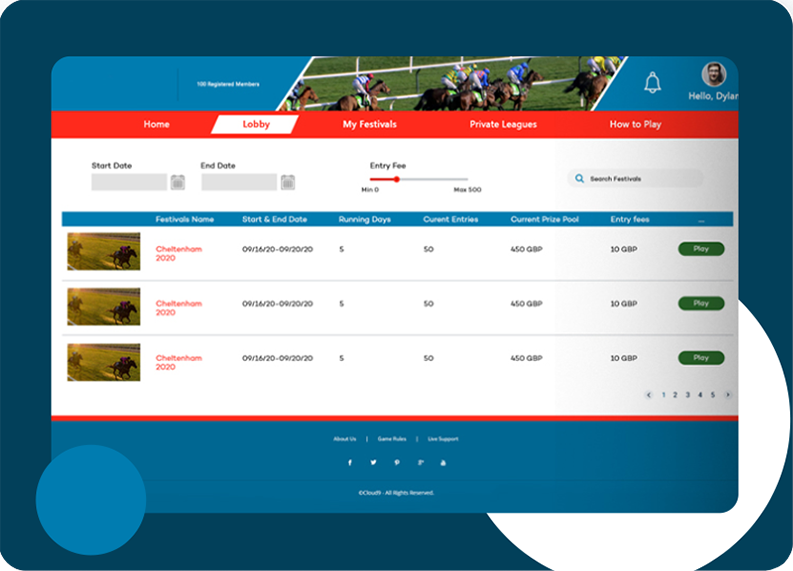 Horse Racing Software Development Company