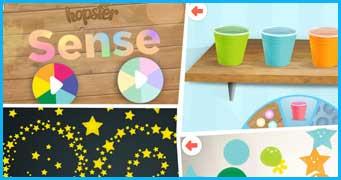 Hopster-Sensory Game Development
