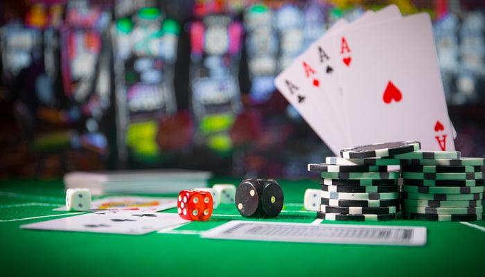 More Gambling Options
