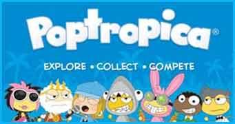 POPTROPICA Game Development