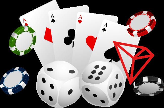 TRON Poker Casino Game Development