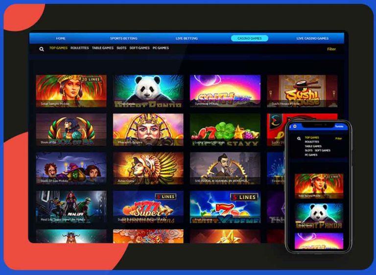 Online Casino Game Providers