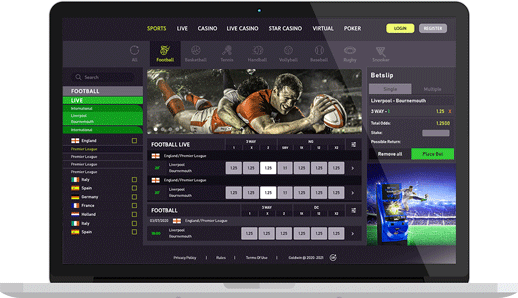 Sports Betting Software
